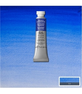 263 French Ultramarine Winsor & Newton Artists Sulu Boya 5 ml