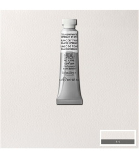 Titanium White (Opaque White) Winsor & Newton Artists Sulu Boya 5 ml