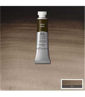 609 Sepia Winsor & Newton Artists Sulu Boya 5 ml