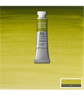447 Olive Green Winsor & Newton Artists Sulu Boya 5 ml