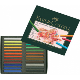 Faber Castell Polychromos Pastel Boya 24 Renk