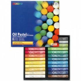 Mungyo Gallery Yağlı Pastel 24 Renk