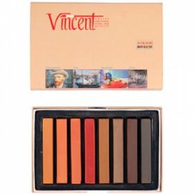 Vincent Soft Pastel 8'li Kahverengi Tonlar