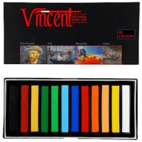 Vincent Soft Pastel 12'li Tam Boy