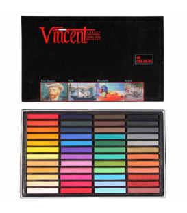 Vincent Soft Pastel 48'li Tam Boy
