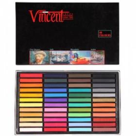 Vincent Soft Pastel 48'li Tam Boy