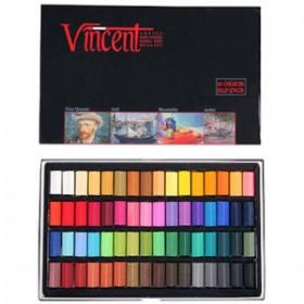 Vincent Soft Pastel 64'lü Yarım Boy
