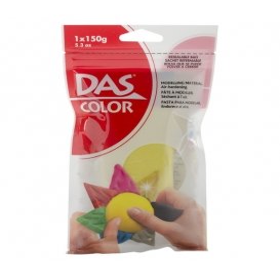 Das Color Renkli Seramik Kili SARI 150 Gr