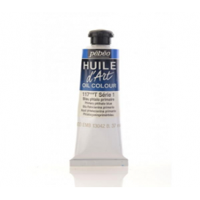 Pebeo Huile d'Art Yağlı Boya 117 Primary Phthalo Blue