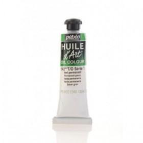 Pebeo Huile d'Art Yağlı Boya 142 Permanent Green