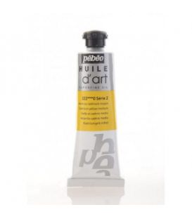 Pebeo Huile d'Art Yağlı Boya 222 Cadmium Yellow Medium