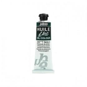 Pebeo Huile d'Art Yağlı Boya 243 Phthalocyanine Emerald