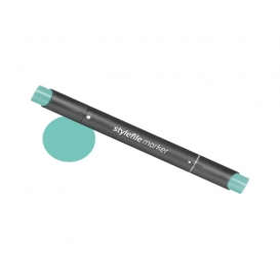 Stylefile Marker Kalem N:606 Turquoise Green