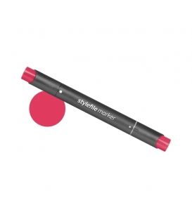 Stylefile Marker Kalem N:364 Deep Red