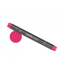Stylefile Marker Kalem N:366 Rose Red