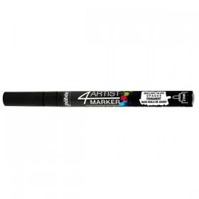 Pebeo 4Artist Oil Marker Yağlıboya Kalemi 2mm Yuvarlak Uç BLACK