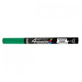 Pebeo 4Artist Oil Marker Yağlıboya Kalemi 2mm Yuvarlak Uç DARK GREEN