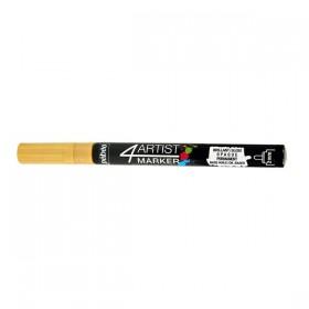 Pebeo 4Artist Oil Marker Yağlıboya Kalemi 2mm Yuvarlak Uç GOLD