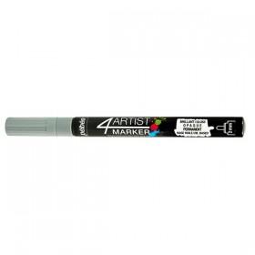 Pebeo 4Artist Oil Marker Yağlıboya Kalemi 2mm Yuvarlak Uç GREY