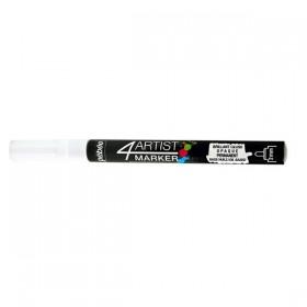 Pebeo 4Artist Oil Marker Yağlıboya Kalemi 2mm Yuvarlak Uç WHITE