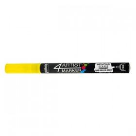 Pebeo 4Artist Oil Marker Yağlıboya Kalemi 2mm Yuvarlak Uç YELLOW