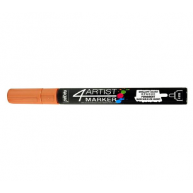 Pebeo 4Artist Oil Marker Yağlıboya Kalemi 4mm Yuvarlak Uç CUPPER
