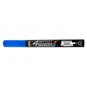 Pebeo 4Artist Oil Marker Yağlıboya Kalemi 4mm Yuvarlak Uç DARK BLUE