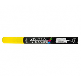 Pebeo 4Artist Oil Marker Yağlıboya Kalemi 4mm Yuvarlak Uç YELLOW