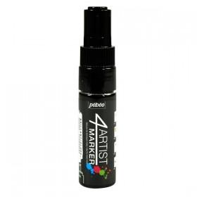 Pebeo 4Artist Oil Marker Yağlıboya Kalemi 8mm Kesik Uç BLACK