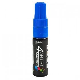 Pebeo 4Artist Oil Marker Yağlıboya Kalemi 8mm Kesik Uç DARK BLUE