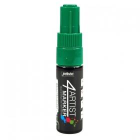 Pebeo 4Artist Oil Marker Yağlıboya Kalemi 8mm Kesik Uç DARK GREEN