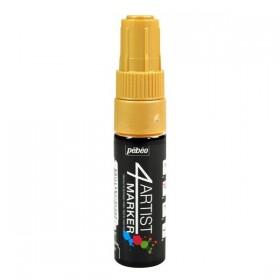 Pebeo 4Artist Oil Marker Yağlıboya Kalemi 8mm Kesik Uç GOLD