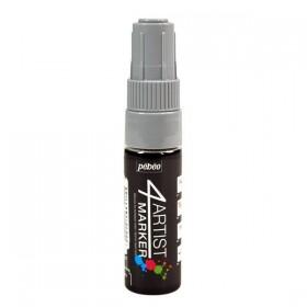 Pebeo 4Artist Oil Marker Yağlıboya Kalemi 8mm Kesik Uç GREY