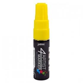 Pebeo 4Artist Oil Marker Yağlıboya Kalemi 8mm Kesik Uç YELLOW