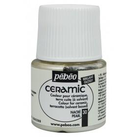 Pebeo Ceramic 30 Pearl Seramik Boyası