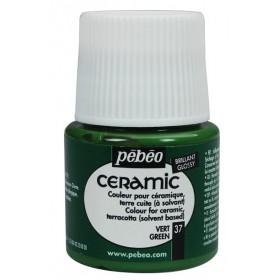 Pebeo Ceramic 37 Green Seramik Boyası