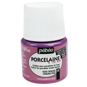 Pebeo Porcelaine 150 Fırınlanabilir 08 Opal Pink