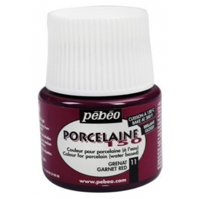 Pebeo Porcelaine 150 Fırınlanabilir 11 Garnet