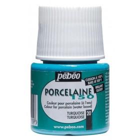 Pebeo Porcelaine 150 Fırınlanabilir 20 Turquoise