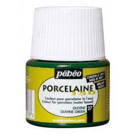Pebeo Porcelaine 150 Fırınlanabilir 27 Olivine
