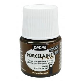 Pebeo Porcelaine 150 Fırınlanabilir 34 Havana