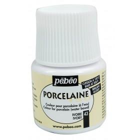 Pebeo Porcelaine 150 Fırınlanabilir 43 Ivory