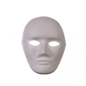 Maske Karton Yüz Büyük