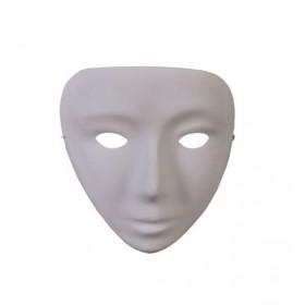 Maske Pls.Yüz Yarım Alın