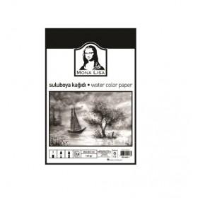 Suluboya Kağıdı 25x35 160g 10 yp