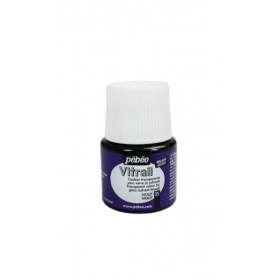 Pebeo Vitrail Cam Boyası Transparan Violet 45ml