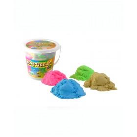 Lino Kinetik Kum 4 Renk Kova 10 Adet Kalıp