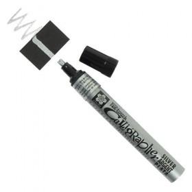 Sakura Pen-Touch Calligrapher Gümüş Yaldız Kaligrafi Kalemi 5 mm