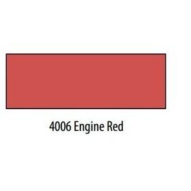 Plaid Folkart Enamels Fırınlanabilir Seramik Boyası 4006 Engine Red