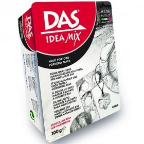 Das Idea Mix Mermer Efektli Seramik Kili 100 gr SİYAH